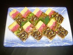 ◆ もろこ押寿司(1人前)