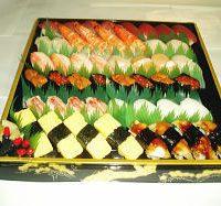 大皿寿司(高砂) 中トロ入
