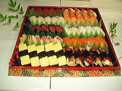 大皿寿司(江戸前)